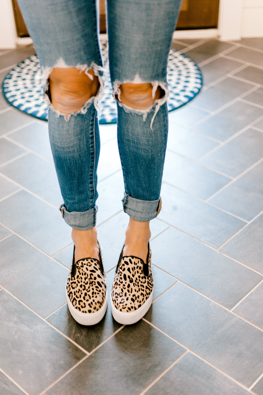 ce07e91f185 it d have to be leopard print shoes. And it s a two-parter  One