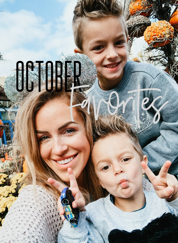 October Favorites FI