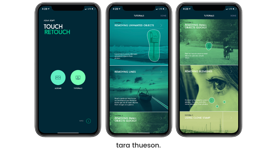 iPhone Apps: TouchRetouch – Tara Thueson