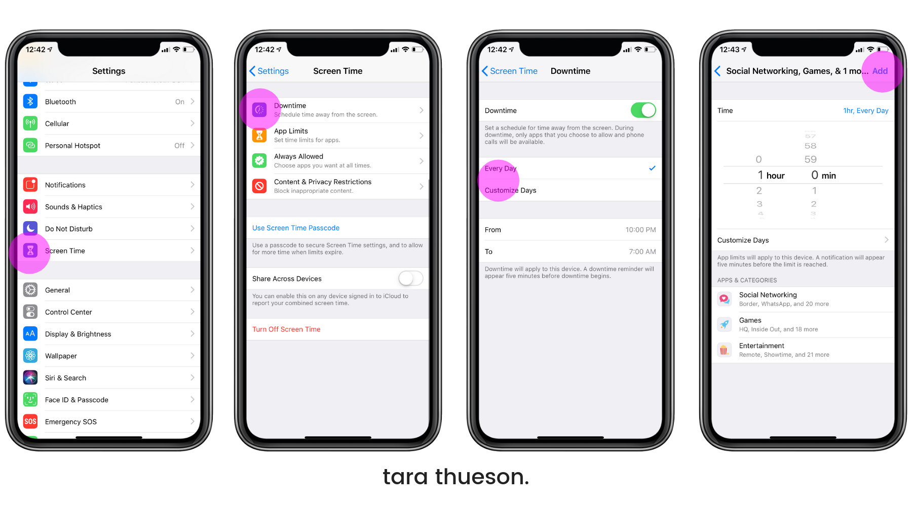 Tech Tuesday: iPhone Hacks – Tara Thueson