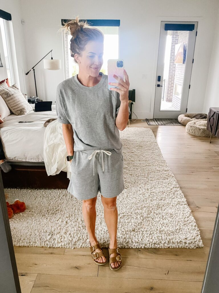 Madewell Summer Sweats