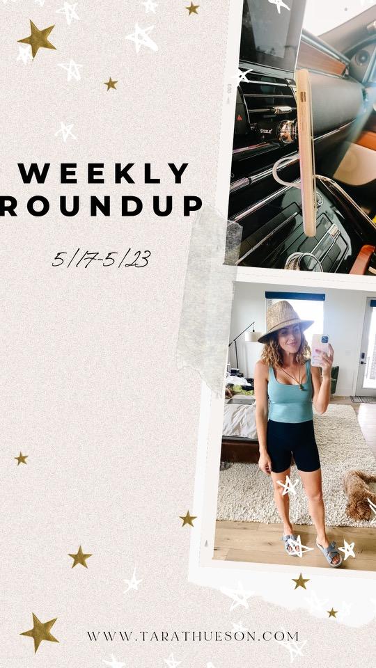Weekly Roundup 5/17-5/23