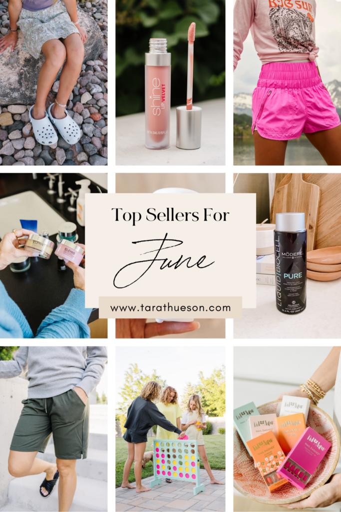 June '21 Top Sellers