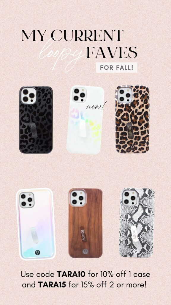 Fall Loopy Cases