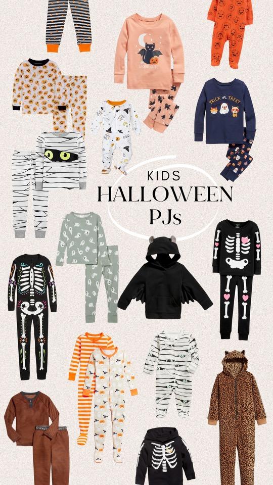 Halloween PJs